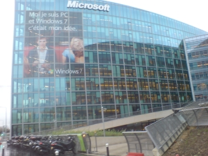 Microsoft campus France issy les moulineaux