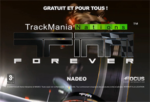 Trackmania Nations Forever Gratuit
