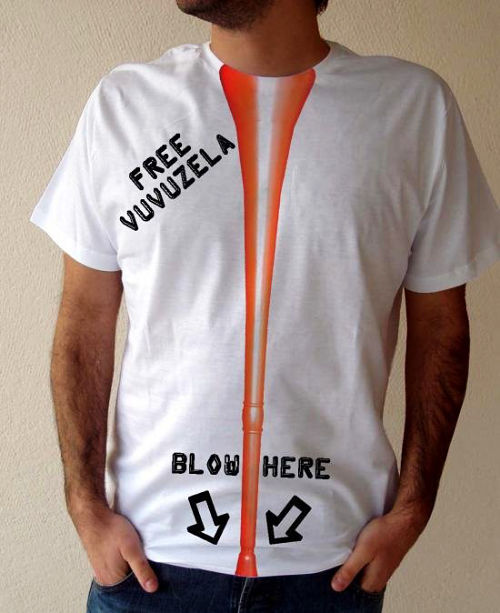 vuvuzela-t-shirt
